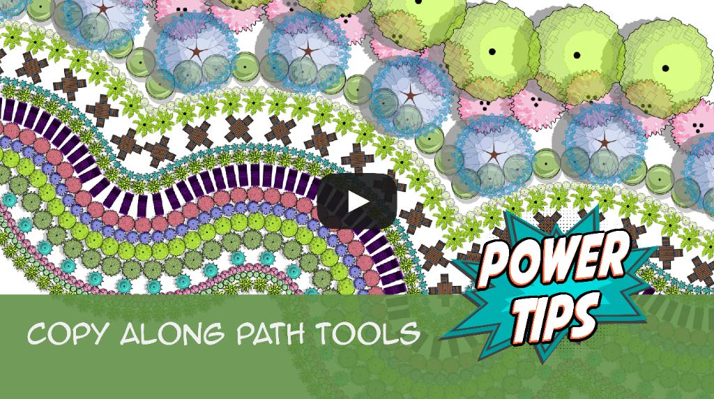 Power Tip: Copy Along Path Tool