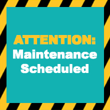 Land F/X will be Down for Maintenance on Wednesday, December 20, 2017 from 4-5pm PST