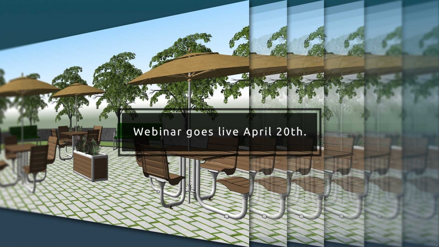Webinar: Creating Animations in Photoshop and SketchUp