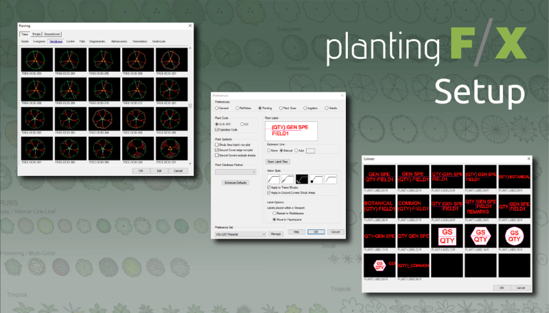PLANTING F/X SETUP WEBINAR