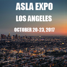 Visit Land F/X @ Booth 123 at the ASLA Expo in LA