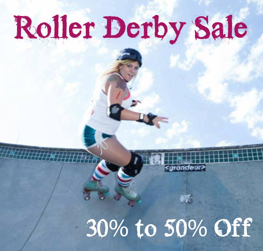Roller Derby Sale