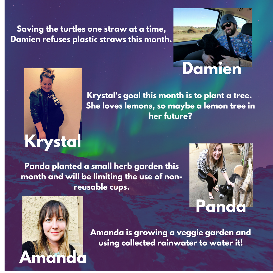 Land F/X is Celebrating Earth Month!