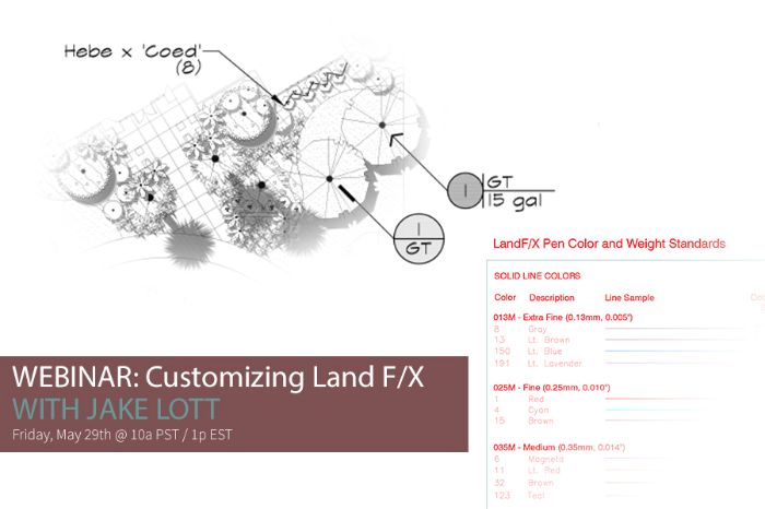 CUSTOMIZING LAND F/X