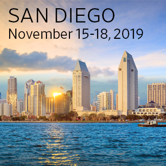 Annual ASLA Convention in San Diego November 15-18, 2019