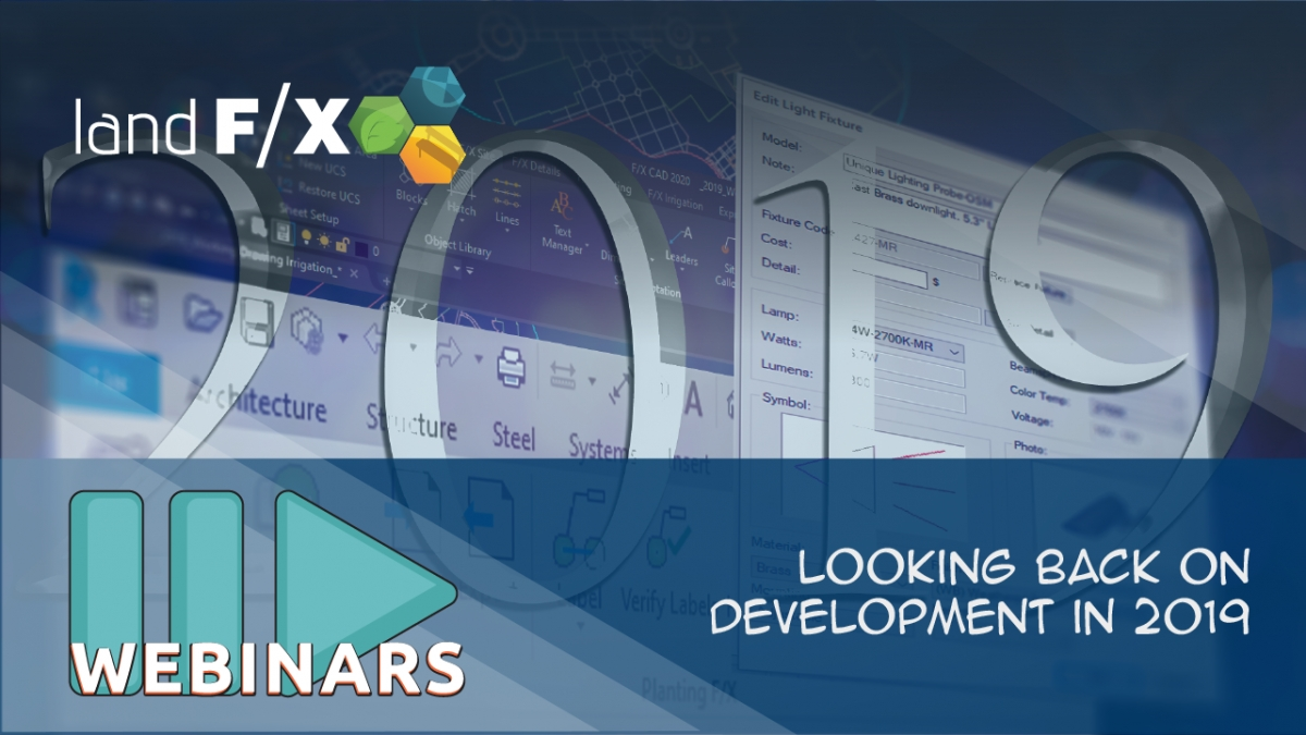 Webinar: Looking Back on Development in 2019