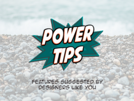 Power Tip - Detail Templates