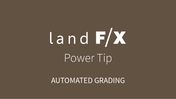 POWER TIP: AUTOMATED GRADING