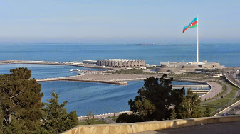 Caspian Sea, Baku's coast