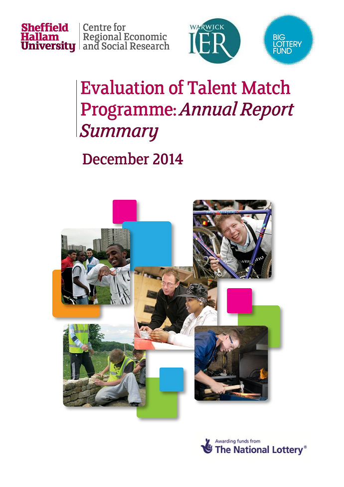 Talent Match Annual Report Summary