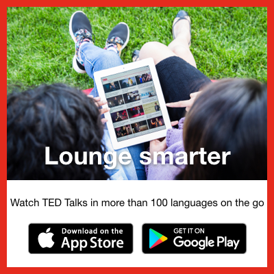Get the TED apps!