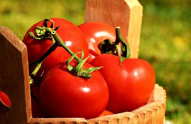 Ronde tomaten