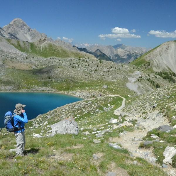 Lake Sainte Anne Mountains