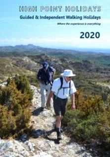 High Point Holidays Brochure 2020