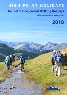 2018 Walking Holiday Brochure
