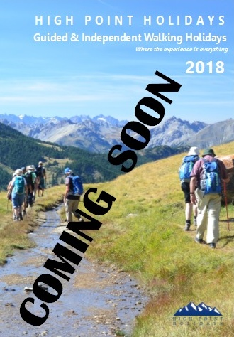 2018 Walking Holiday Brochure