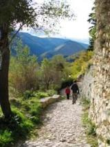 Baronnies walking holiday