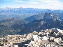 Vercors, Mont Aiguille