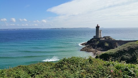 Lighthouse Brittany