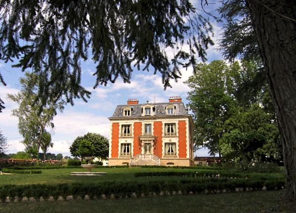 Chateaux de la Chaix