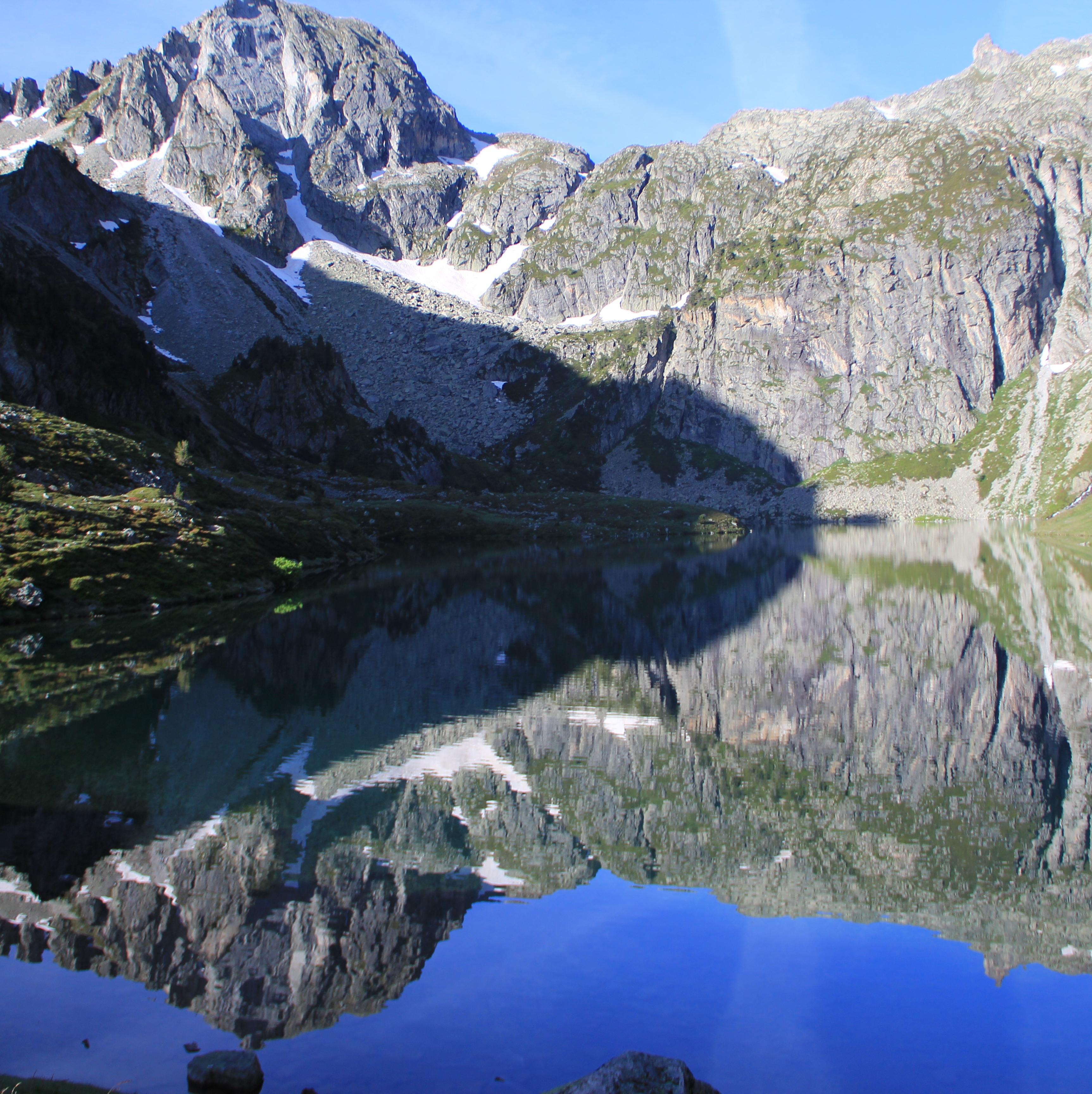 Pyrenees GR10