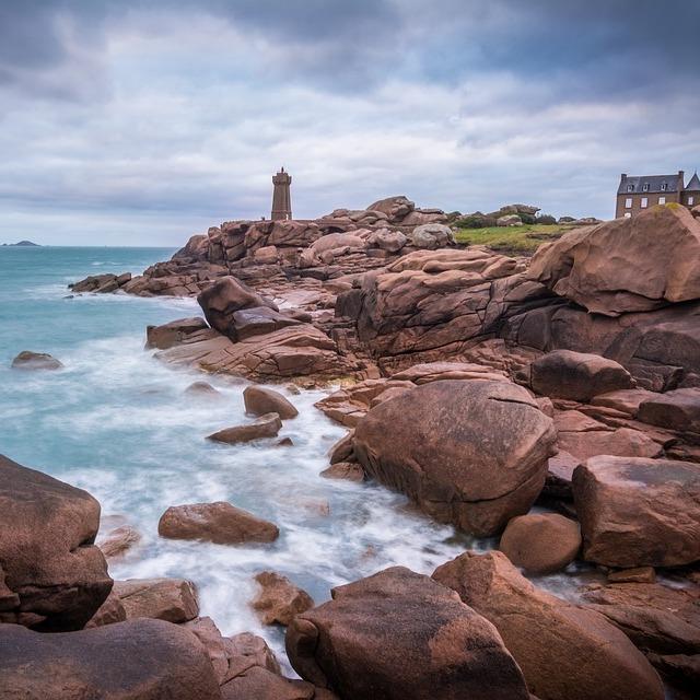 Brittany's Granite Coast