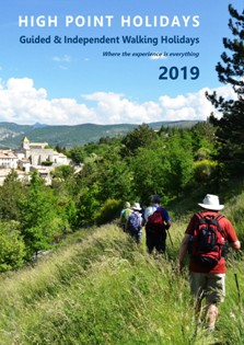 Walking Holidays Brochure 2019
