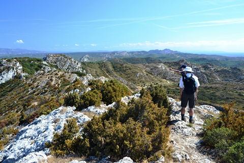 Plateau Caume, Alpilles