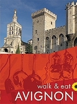 walk and eat Avignon