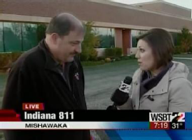Indiana 811 in the News