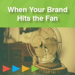 "Picture of Fan ""When Your Brand Hits the Fan"""