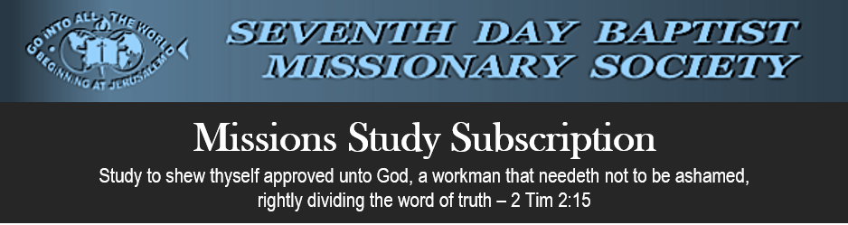 SDB MISSIONS - Prayer Ministry Team