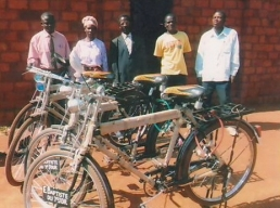Four Bicycles