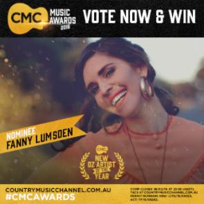 Vote for Fanny Lumsden