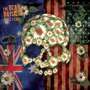 The Dead Daisies Face I Love (EP cover)