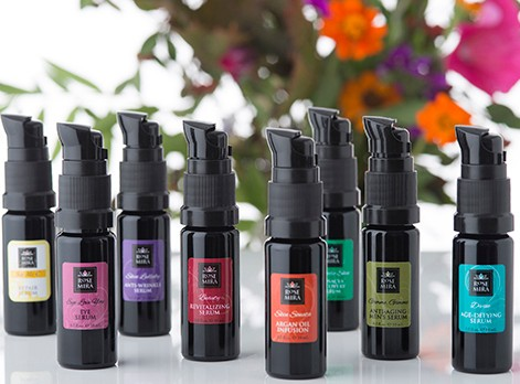 Rosemira Organics Treatment Serums