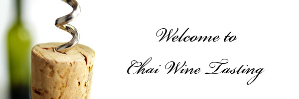 Welcome to Chai Wine Tasting