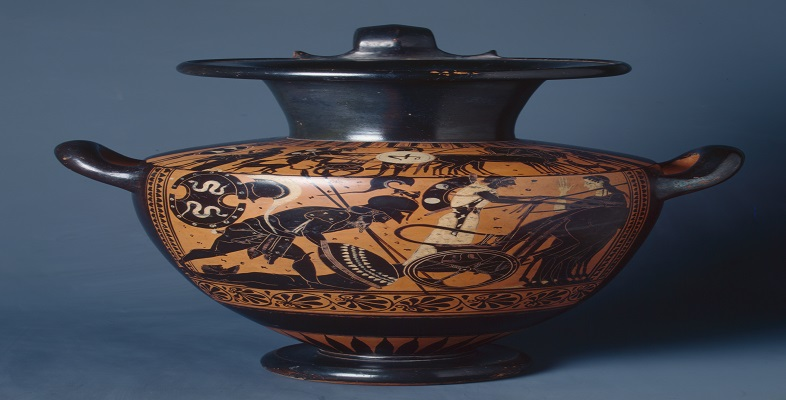 An image of a vase