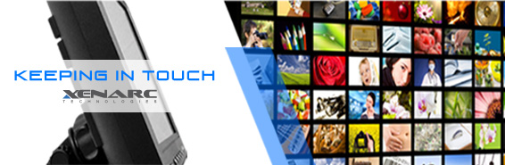 """Small Monitor and Small Touchscreen Ruggedized Solutions By Xenarc Technologies - An IP54 Front Bezel 15"""" and 18.5"""" Touchscreen for Every Application"""
