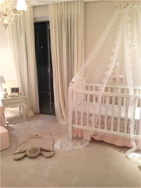 baby crib canopy for nursery