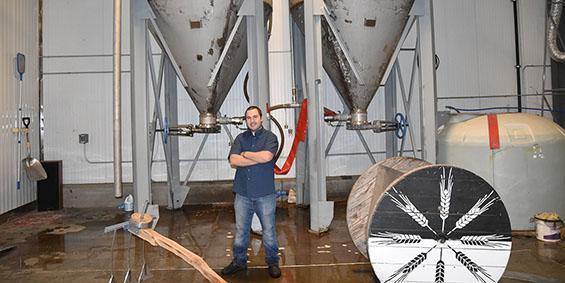 Solstice Malt Founder James Weed | Utah Beer News