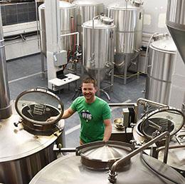 UTOG Brewing in Ogden