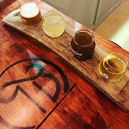Toaste Barrel Brewery | Opening Night