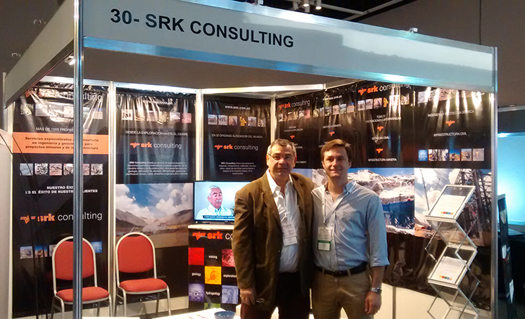 SRK Consulting exhibits, sponsors, and presents at many tradeshows and conferences around the world.