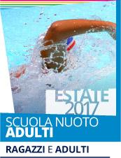 Scuola Nuoto adulti estate