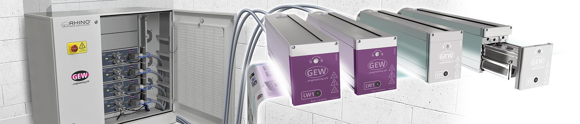 GEW ArcLED RHNIO UV System
