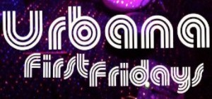 Urbana First Fridays Logo