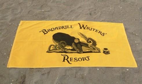 Broadkill Writers Resort octopus logo