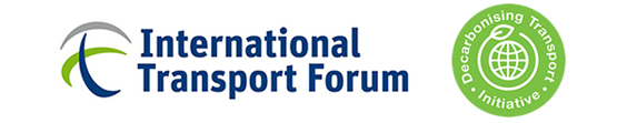ITF Decarbonising Transport initiative logo