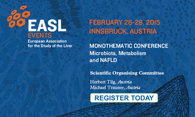 EASL event - Microbiota, Metabolism and NAFLD